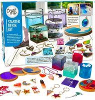 Craft It Up Resin Jewelry and More Complete Starter Kit