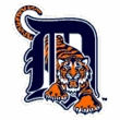 Detroit Tigers Baseball Card Team Sets