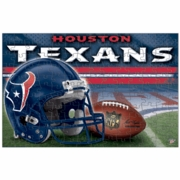 Houston Texans NFL Team Logo 150 Piece Puzzle