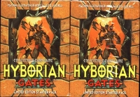 Hyborian Gates Limited Edition Starter Deck Pack