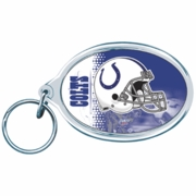 Indianapolis Colts NFL Acrylic Key Ring