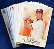 More Atlanta Braves Baseball Card Singles