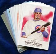 More Chicago Cubs Baseball Card Singles