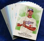 More Los Angeles Dodgers Baseball Card Singles