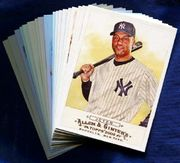 More New York Yankees Baseball Card Singles