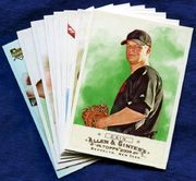 More San Francisco Giants Baseball Card Singles