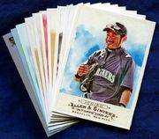 More Seattle Mariners Baseball Card Singles