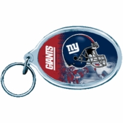 New York Giants NFL Acrylic Key Ring