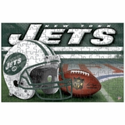 New York Jets NFL Team Logo 150 Piece Puzzle
