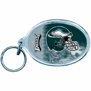 Philadelphia Eagles NFL Acrylic Key Ring