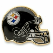 Pittsburgh Steelers Brass Pin