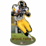 Willie Parker NFL High Definition Player Stand-Up