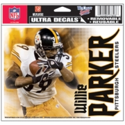 Willie Parker Ultra Decal