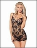 All Over Lace Slip Chemise