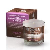 Massage Candle Kissable Chocolate Mousse