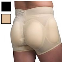 Plus Size Padded Butt & Hip (4 Pads)