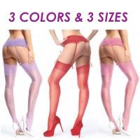 Miss O Stockings Shiny Colors