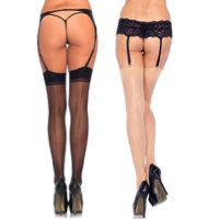 Stockings with Backseams