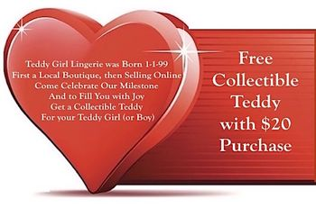 Teddy Girl Coupons & Promos