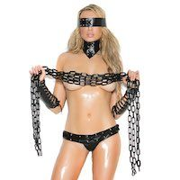 <b>Want to see more BDSM & Bondage Fetish Lingerie? Follow this link....</b>