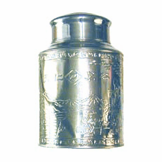 12 oz Stainless Steel Canister