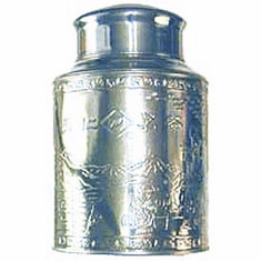 16 oz Stainless Steel Canister