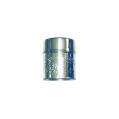 2 oz Stainless Steel Canister