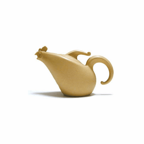 2005 Golden Chicken Tea Pot