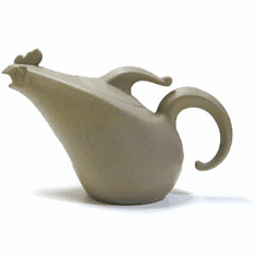 2005 Silver Chicken Teapot
