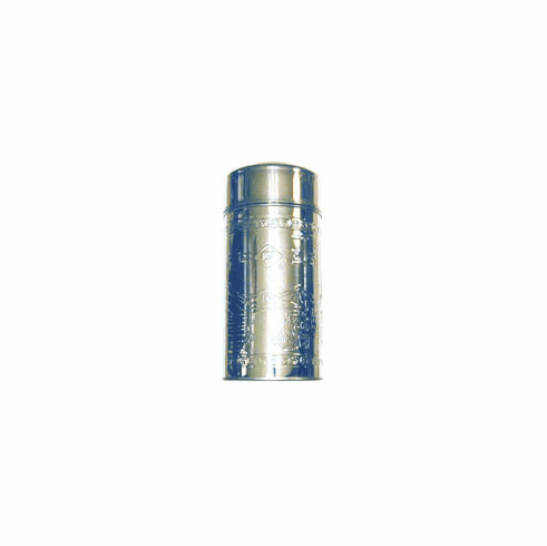 6 oz Stainless Steel Canister