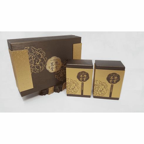 Brown Gold Fine Brew High Mountain Oolong Gift Set