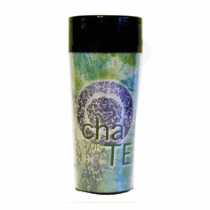Cha For Tea Aqua Travel Cup