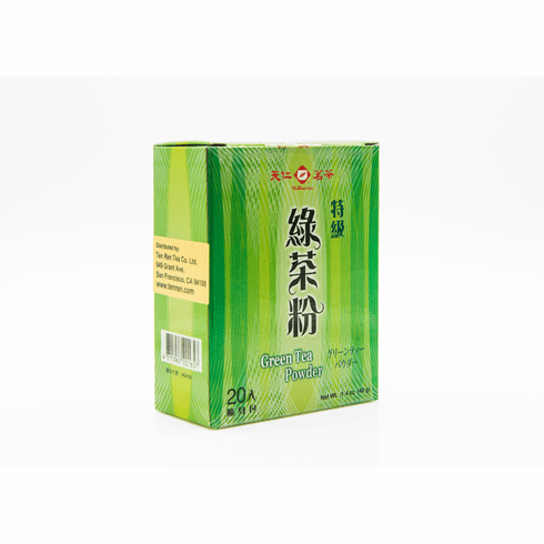 Choice Green Tea Powder Packets