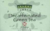 Decaffeinated Green Tea Bags