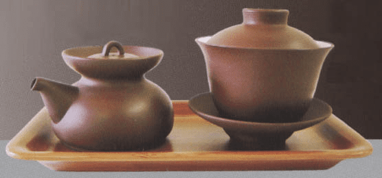 Exquisite Tea Set for One by LuYu