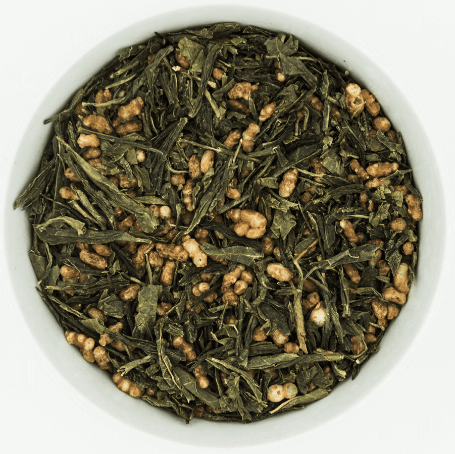 Genmaicha - Brown Rice Green Tea