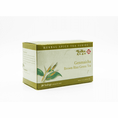 Genmaicha Brown Rice Green Tea Bags