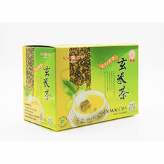 Genmaicha Green Tea Whole Leaf