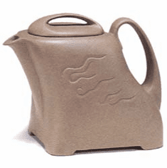 Gray Clay Teapots