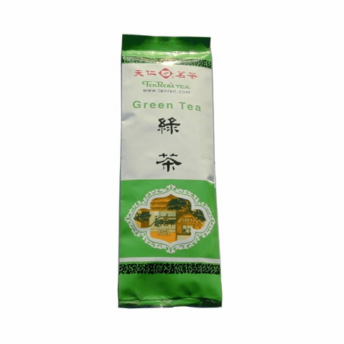 Green Tea in Travel Pouch