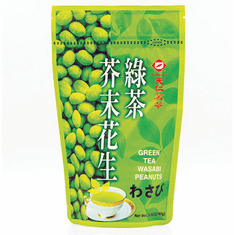 Green Tea Wasabi Peanuts