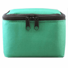 Green Travel Pouch for Teapot