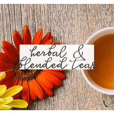 Herbal and Blended Teas