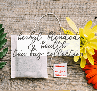Herbal, Blended and Health Tea Bag Collection