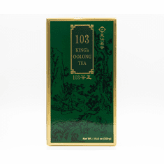 King's 103 Green Ginseng Oolong 4th Grade