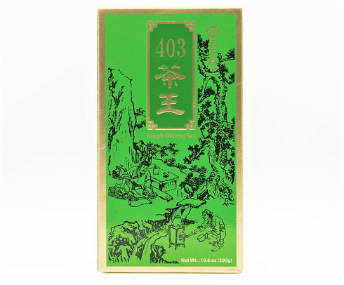 King's 403 Green Ginseng Oolong 1st Grade