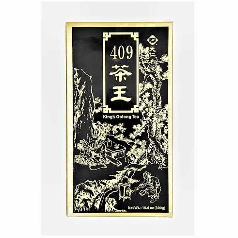 King's 409 Dark Ginseng Oolong 1st Grade