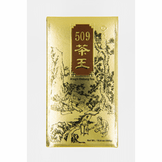King's 509 Dark Ginseng Oolong Superfine Grade