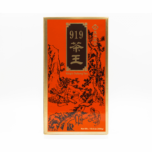 King's 919 Dark Ginseng Oolong 3rd Grade