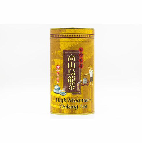 Ming Mountain Oolong (Special Baked)